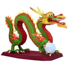 chinese paper dragons