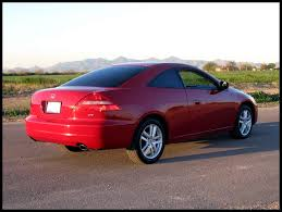 honda accord coupe 2003