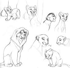 lion king stuff
