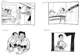 cartoonist education