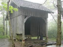 appalachian trail shelters