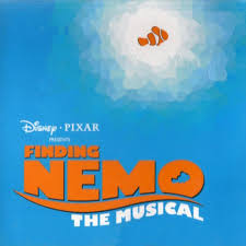 finding nemo musical