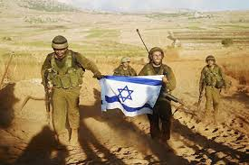 israel troops