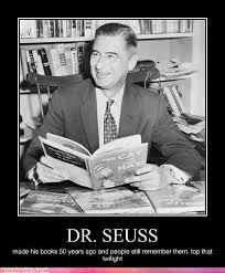 dr seus books