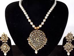 kundan necklace sets