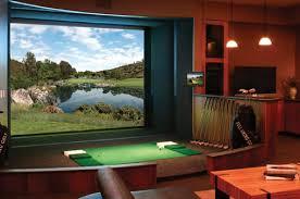 golf swing simulation