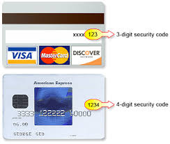 card security value