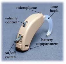 hearing aid microphone