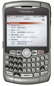 black barry 8310
