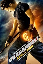 dragon ball evolution posters