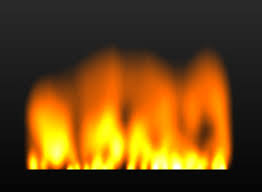 flash animation fire