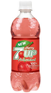 diet cherry 7 up