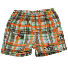 girl swim trunks