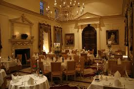 luxury restaurants