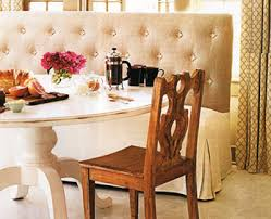 banquette seating kitchen