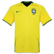 brazilian football shirt