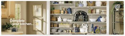 pantry shelf systems