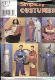 cleopatra costume patterns