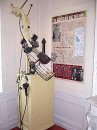 old x ray machine