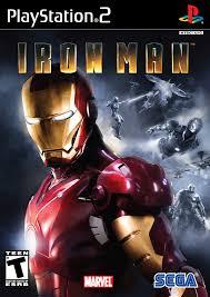 iron man playstation
