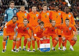 nederlands voetbal team