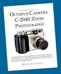 olympus c2040