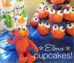 elmo theme party