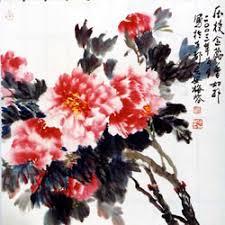chinese peony flower
