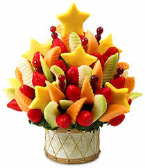 bouquet of fruits