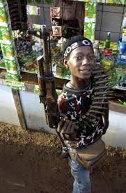 africa child soldiers