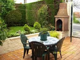 asadores de jardin