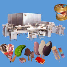 ice cream processing