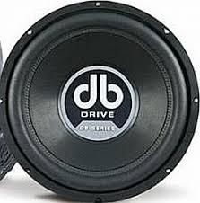 db drive subwoofer