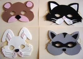 mascaras para ninos