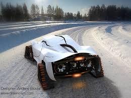 arctic cars