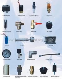 parts of an air compressor