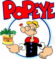 popeye and olive oil pictures