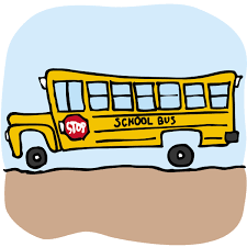 clipart of school bus