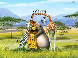 madagascar cartoon characters