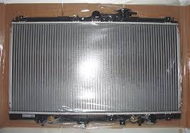 accord radiator