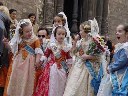 costumes in spain