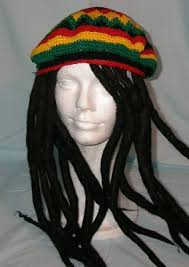 jamaican rasta hat