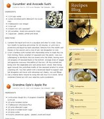 pictures of recipes