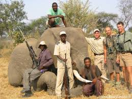 african big game hunting