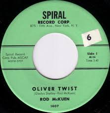 Rod McKuen - Oliver Twist