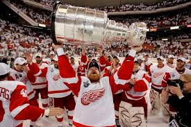 red wings stanley cup