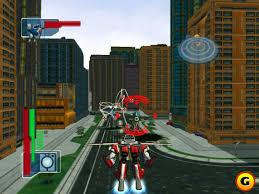 robotech game