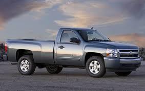 2010 chevy pickup
