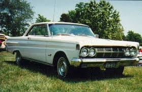 64 ford comet