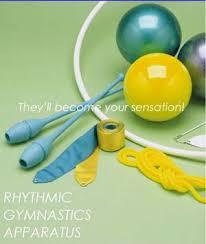 rhythmic gymnastics ribbons